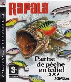 Rapala Fishing Frenzy 2009 (PS3)