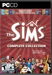Sims: Complete Collection (PC)
