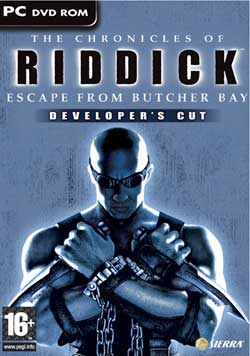 The Chronicles of Riddick : Escape from Butcher Bay (PC)