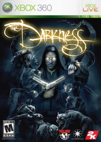 The Darkness -xbox 360