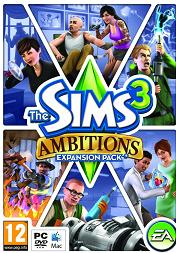 The Sims 3: Ambitions (PC)