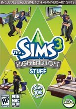 The Sims 3: High End Loft Stuff (PC)