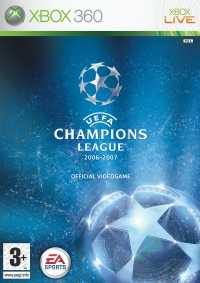 UEFA CHAMP LEAGUE 06-07 - xbox 360