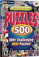 Ultimate Puzzles 500 (PC)