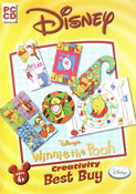 Winnie The Pooh Creativity Studio (PC)