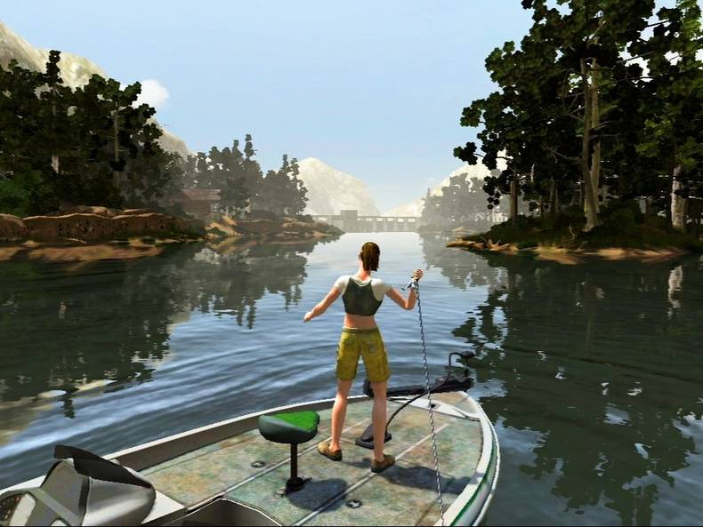 Rapala fishing frenzy 2009 ps3 magazin jocuri jocuri ps3 for Rapala fishing frenzy 2009